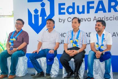 Awarding of Warehouses, Drying Facilities in Nueva Ecija
