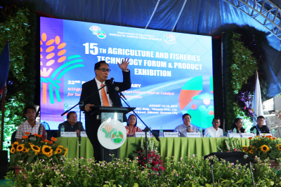 BAR 15th Agri-Fisheries Techno Forum
