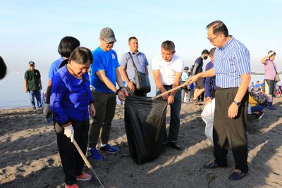 Battle for Manila Bay Rehabilitation Program