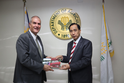 Courtesy call of Israel Ambassador to the Philippines