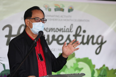 Culmination of 2020 Farmers' and Fisherfolk's Month