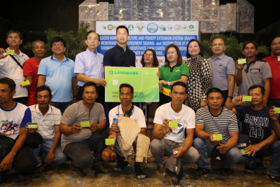 Distribution of Agri Assistance and Projects in Ilocandia