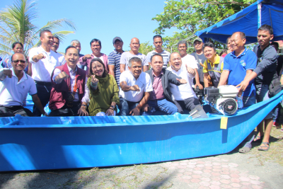Distribution of Agri-fishery Projects in Occidental Mindoro