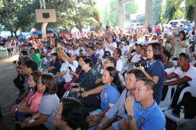 Farmers' Forum and Distribution of DA Projects in Iloilo