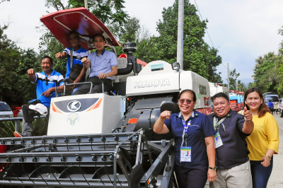 Farmers' Forum and Distribution of DA Projects in South Cotabato