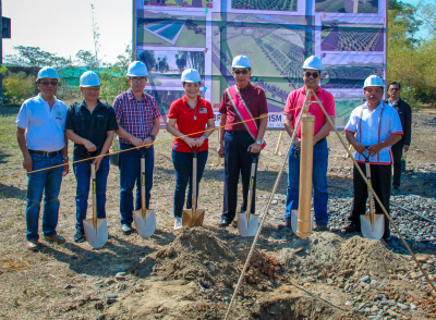 Groundbreaking Ceremony for Abra's Agri-Tourism and Innovation Center