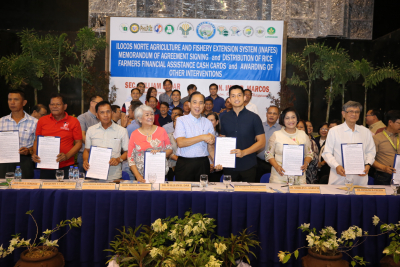 INAFES MOA Signing