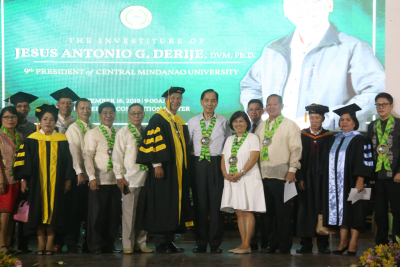 Investiture Ceremony for New CMU President