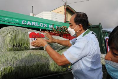 Labeling of Pesticide-Safe Veggies and Fruits (September 4, 2021)