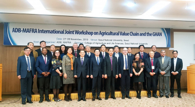 MAFRA-ADB Joint Seminar on Value Chains