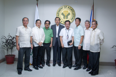 Meeting with PAJ Executive Officers