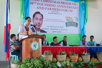 NVAT 18th Founding Anniversary and Farmers Forum