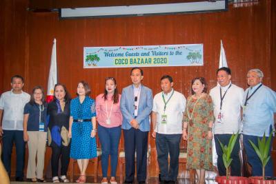 PCA Coconut Bazaar 2020