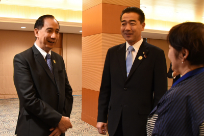Philippines, Japan Bilateral Meeting
