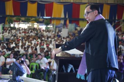 RTL First Anniversary: Actual Program in Urdaneta, Pangasinan