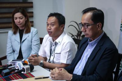 Signing of IRR of Sagip Saka Act